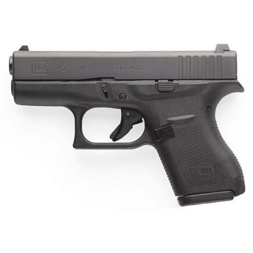Glock 42 Black Pistol