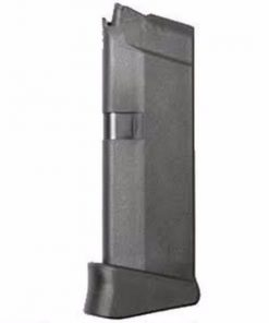 Factory Glock 43 6 Round 9mm Magazine with Finger Extension