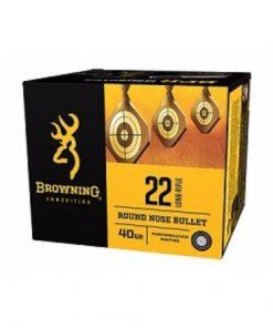 Browning BPR .22 Ammo