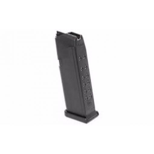 Glock 19 15 Round Magazine Gen 2, 3, and 4 9mm Luger Polymer Black