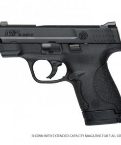 "Smith & Wesson M&P Shield .40 Semi-Auto 3.1"" Barrel 6 Rounds No External Safety Polymer Frame Black"