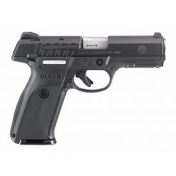 "Ruger 9E Semi Auto Pistol 9mm 4.14"" Barrel 17 Rounds Black"