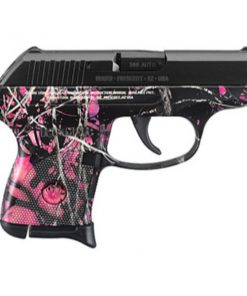 "Ruger LCP Muddy Girl Semi-Auto Pistol 3734, 380 ACP, 2.75"", Blued Finish, 6 Rd"