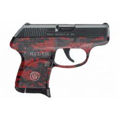 Ruger LCP Digital Camo Pistol