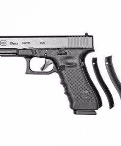 Glock 19 Gen4 Black Pistol