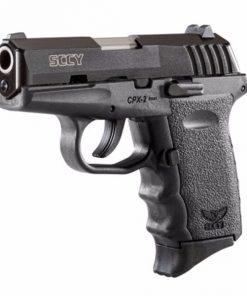 SCCY CPX-2 Black & Black Slide Pistol