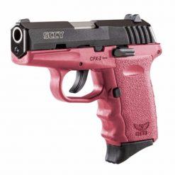 SCCY CPX-2 Crismon & Black 9mm Pistol