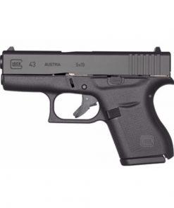 Glock 43 black G43