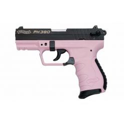 Walther PK380 Pink/Black Pistol