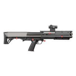 Kel-Tec KSG Black Shotgun
