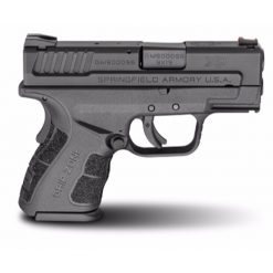 "Springfield Armory Mod.2 XD 9mm 3"" Sub-Compact Black Essentials with GripZone"