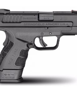 "Springfield Armory Mod.2 9MM 3"" Side View"