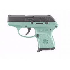Ruger LCP Turquoise .380ACP Talo Pistol