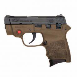 Smith & Wesson Bodyguard FDE 10168