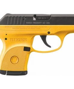 Ruger LCP 380 Contractors Yellow