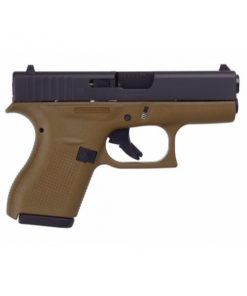 Glock 43 Flat Dark Earth Pistol