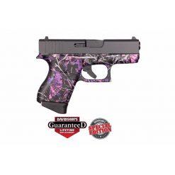 Glock 43 Muddy Girl 9mm Pistol