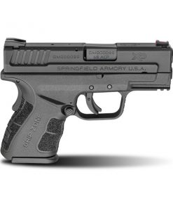 Springfield XD Mod.2 .45ACP Black Pistol