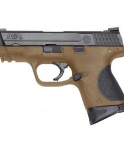 Smith & Wesson M&P9C FDE Pistol