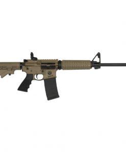 Ruger AR556 Barrett Brown Rifle