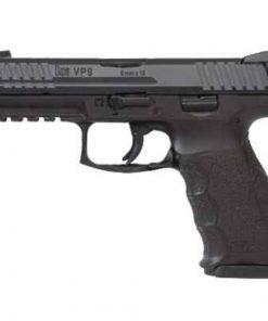 HK VP9 Black 9mm Pistol