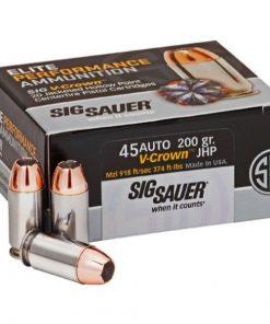 Sig Sauer Elite 45 ACP Ammunition