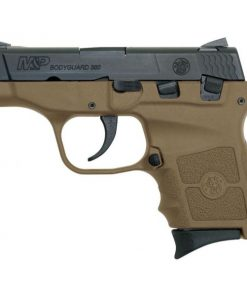 Smith and Wesson Bodyguard FDE Pistol