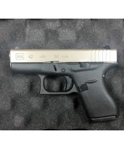 Glock 42 Nickel Boron Sub Compact Pistol
