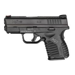 Springfield Armory XDS 9mm Black Pistol