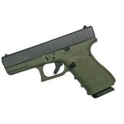 Glock 17 Gen4 Battlefield Green Pistol
