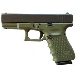 Glock 19 Battlefield Green Gen4 Pistol
