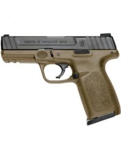 Smith & Wesson SD9 FDE Pistol
