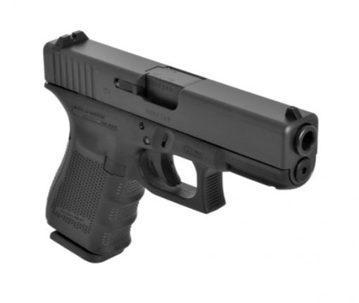 glock 19 side view