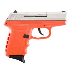 SCCY CPX-2 Orange & Stainless Pistol