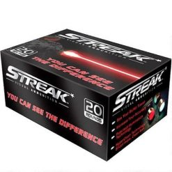 Streak Ammunition 9mm