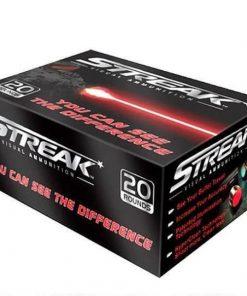 Streak Ammunition 9mm