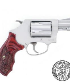 Smith & Wesson M637 Revolver
