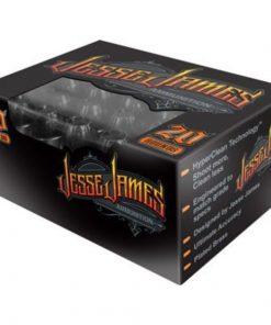 Jesse James Black Label Ammunition 9mm Luger 115 Grain Hollow Point
