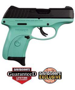 Ruger EC9S Turquoise Pistol