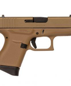 Glock 43 Full Flat Dark Earth Pistol