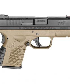 Springfield Armory XDS 40 S&W FDE