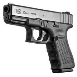Glock 23 Gen 4 Black Pistol