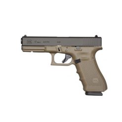 Glock 17 G4 OD Green 9mm Pistol