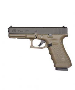 Glock 17 G4 OD Green 9mm Pistol
