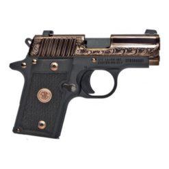 SIG SAUER P238 ROSE GOLD .380ACP Pistol