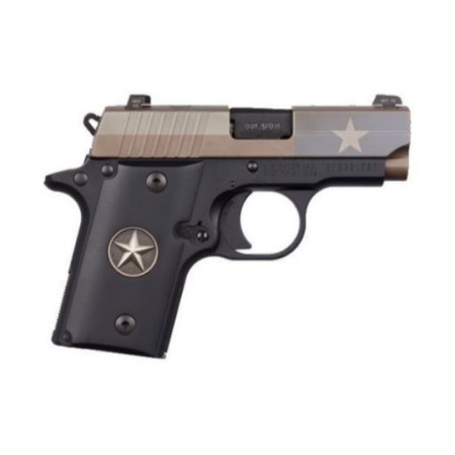Sig Sauer P238 Texas Flag Pistol