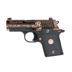 SIG SAUER P938 ROSE GOLD 9mm Pistol