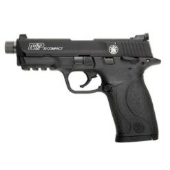 SMITH & WESSON M&P22 COMPACT SUPPRESSOR READY 22 LR