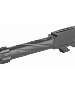 Rival Arms Glock 43 PVD Graphite Finish Threaded Barrel