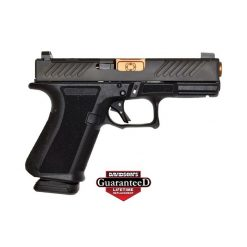 Shadow Systems MR918 Black Combat 9MM 15RD OPS Pistol